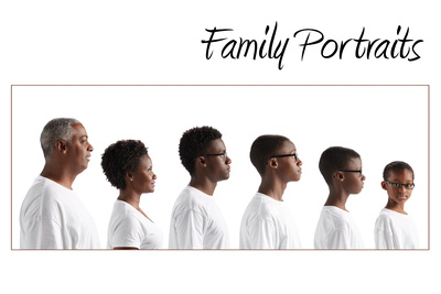 Portraits for families in Colorado Springs and the Pikes Peak region.