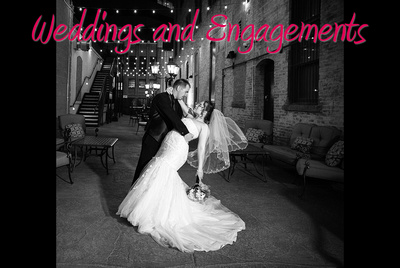 Wedding and Engagement photography is provided for couples in the throughout the Pikes Peak region.