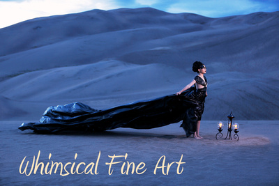 Tendo Photography creates whimsical fine art portraits for those wanting to portray themselves in a unique way.